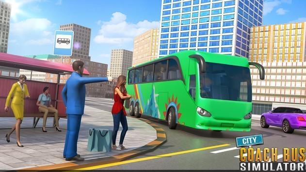 城市客车模拟器3D截图1