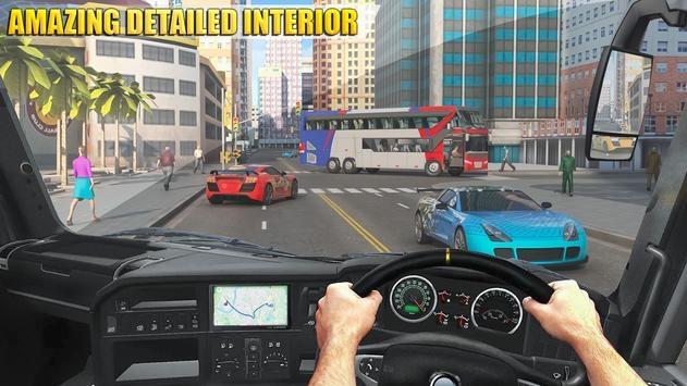 城市客车模拟器3D截图2