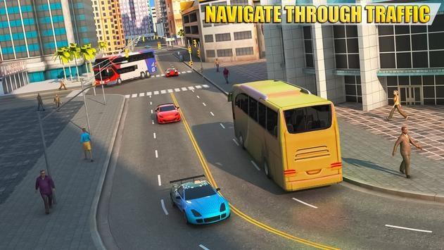 城市客车模拟器3D截图4