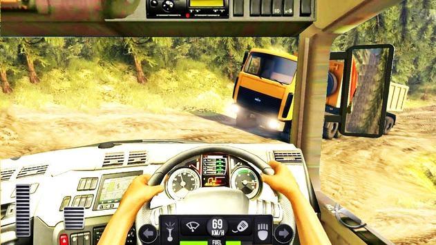 俄罗斯卡车司机截图5