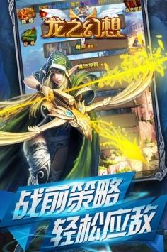 龙之幻想九游版截图3
