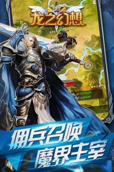 龙之幻想九游版截图5