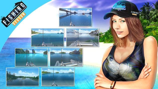 钓鱼季节截图1