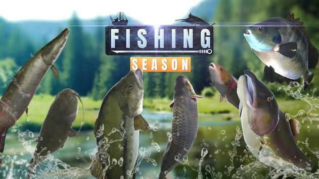 钓鱼季节截图2