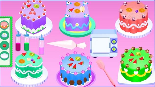 制作动物慕斯蛋糕截图4