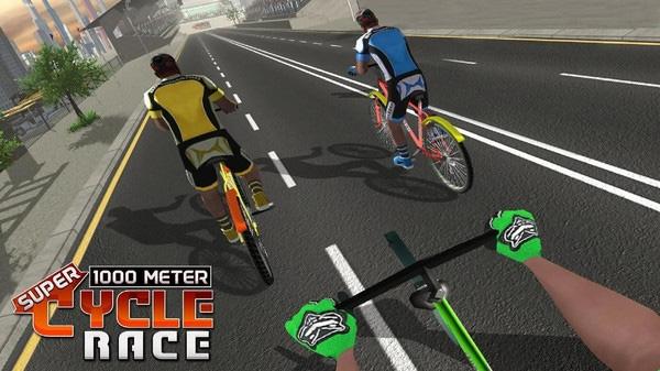 自行车城市公路赛截图2