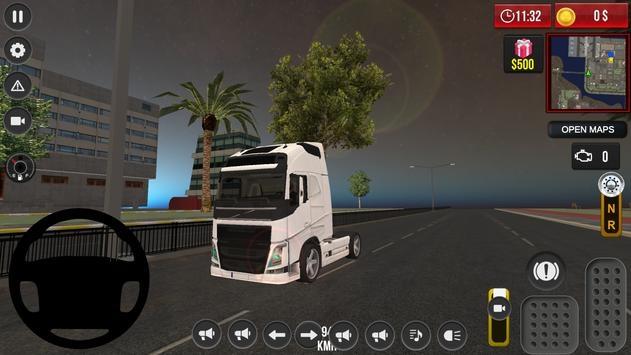 现实卡车模拟器截图1
