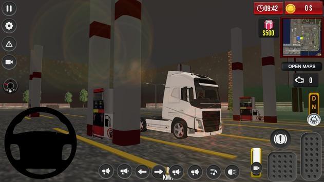 现实卡车模拟器截图2