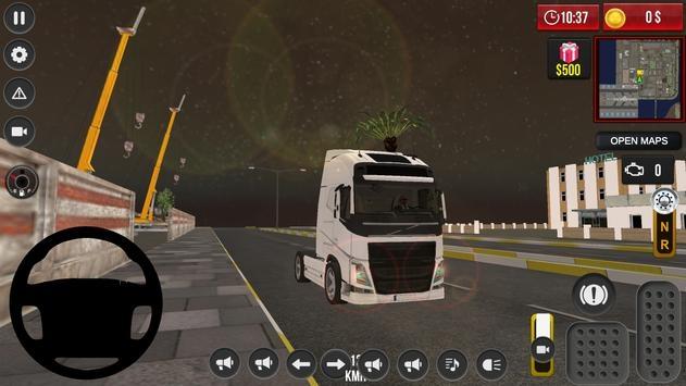 现实卡车模拟器截图3