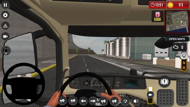 现实卡车模拟器截图4