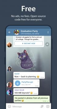 Telegram安卓官方版截图2