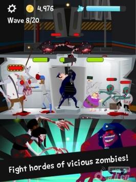 扶梯僵尸游戏_僵尸电梯ZombieApocaliftv1.1.3安卓版_僵尸电梯ZombieApocaliftv1.1.3安