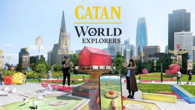 卡坦世界探索者官方版