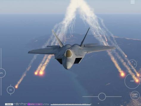 航母降落HD截图1