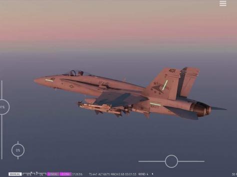 航母降落HD截图3