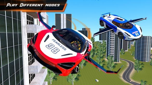 现代飞行汽车模拟器3D截图2