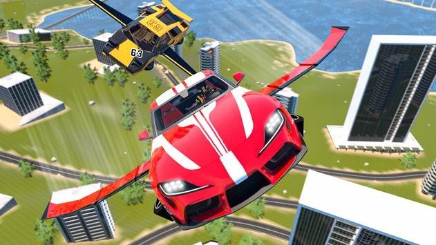 现代飞行汽车模拟器3D截图3