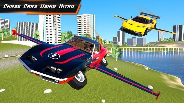 现代飞行汽车模拟器3D截图4