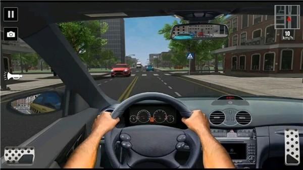 模拟出租车司机截图2
