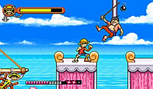 少年跳跃海贼王截图3