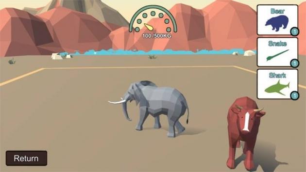 动物融合模拟器截图4