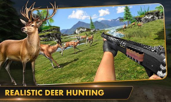野鹿狩猎2021截图2