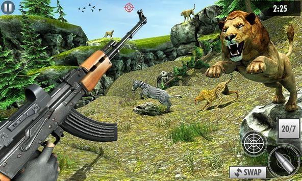 野鹿狩猎2021截图5