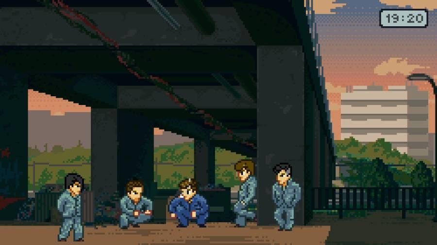 石河伦吾和他的朋友们手机版图0