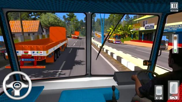 Cargo Truck Driving Games截图2