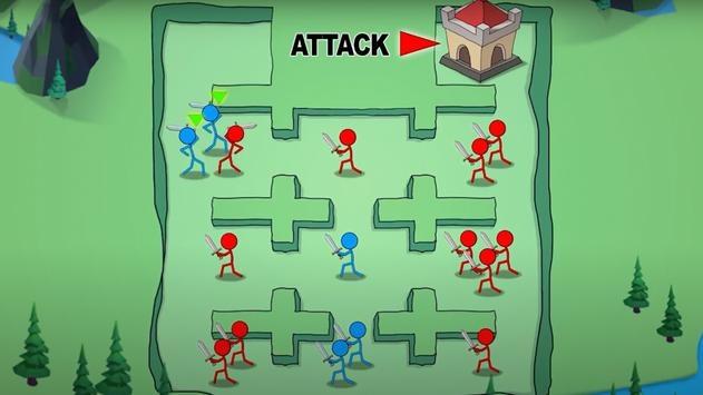 混乱战争3传奇军队截图1