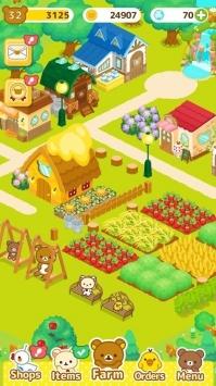 拉拉熊农场截图2