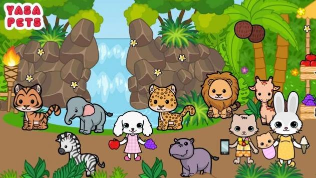 亚萨宠物岛截图3