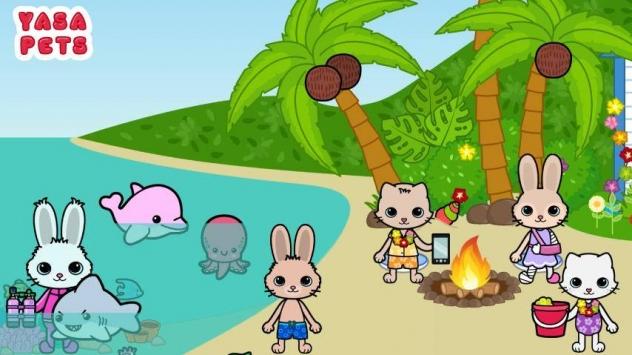 亚萨宠物岛截图4
