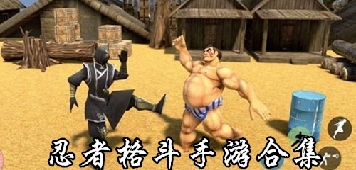 忍者格斗游戏下载