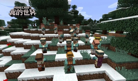 《我的世界》村庄保卫战开启!全新村庄更新7月4日重磅来袭!
