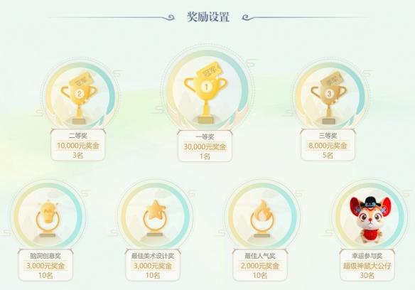绘梦神话《梦幻西游》手游时装设计大赛投票进行时 梦幻西游 第3张