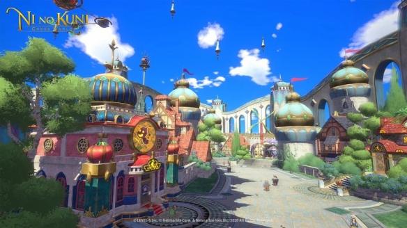 TGS20:手游《二之国交叉世界》参展东京电玩展2020 全新画面截图展示世界与登场角色插图(10)