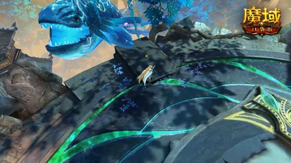 「魔域口袋版」魔域口袋版战斗升级:山海秘境斗巫祖,跨服争霸论巅峰