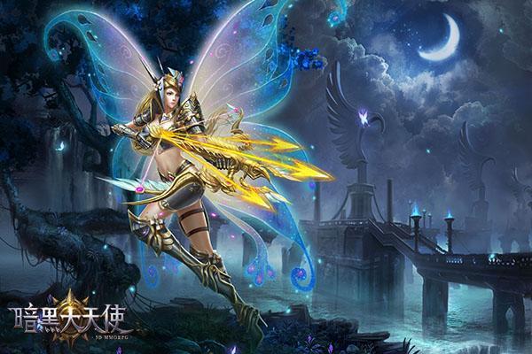 37《暗黑大天使》上演魔幻狂潮 免费VIP送不停_游戏新闻