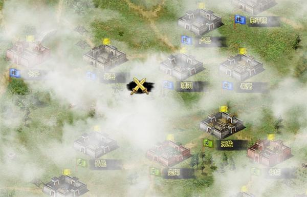 5611《热血三国》战场迷雾重重谁敢一战!_游戏新闻