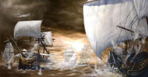 召唤指挥官 5611《海洋时代2》舰队委任执行_游戏新闻