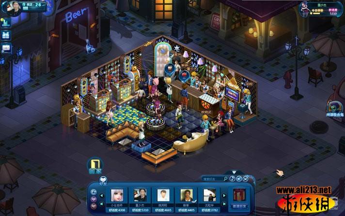 夜店之王游戏图片欣赏